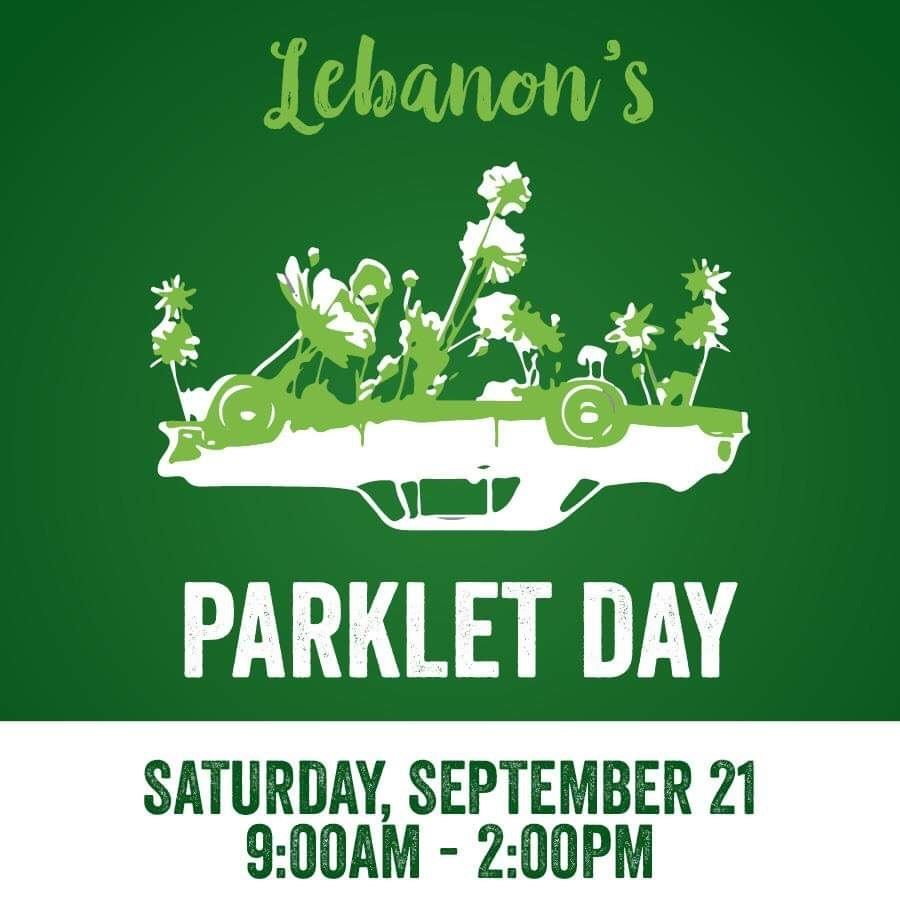 Parklet Day Flyer