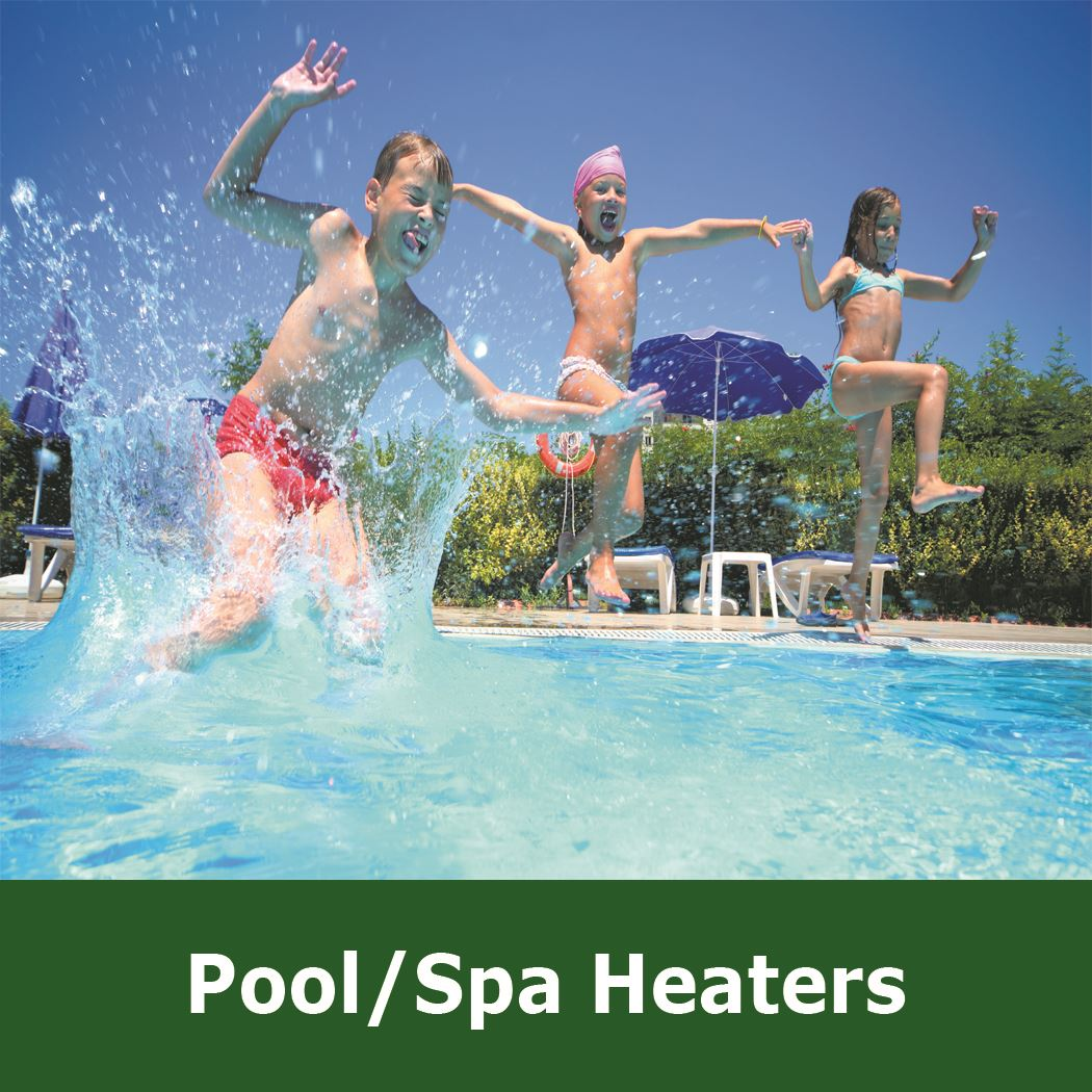 Pool-Spa Heaters
