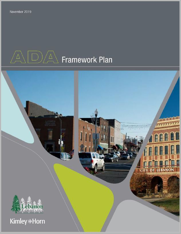 ADA Transition Plan Picture